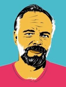 Retrato de K. Dick