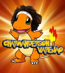 Gran defensor Charmanderson Varejao, si señor